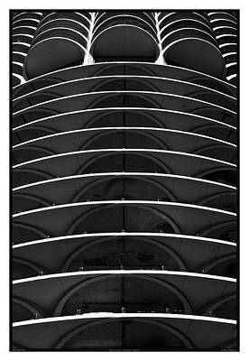 Curvilinear Photograph - Architecture - 08.24.08_033 by Paul Hasara