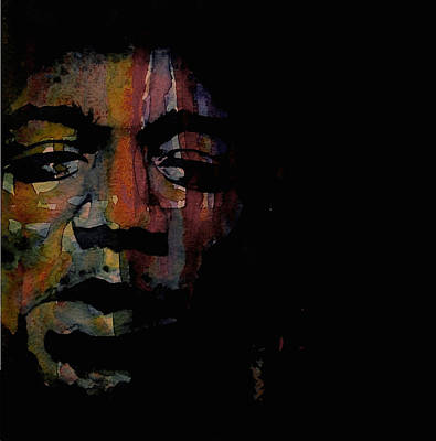 Are You Experienced Print by Paul Lovering