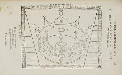 Que Photograph - Ariadne Star Constellation by British Library
