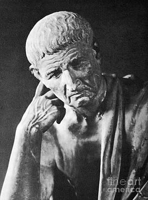 Plato Photograph - Aristotle by Spl