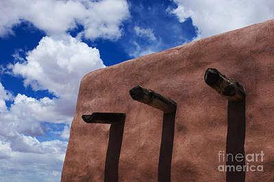 Petrified Forest Arizona Photograph - Arizona Land Of Contrasts by Bob Christopher