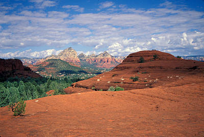 Arizona Sedona Print by Anonymous