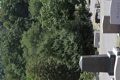 Cemetary Photograph - Arlington National Cemetery - 121231 by DC Photographer