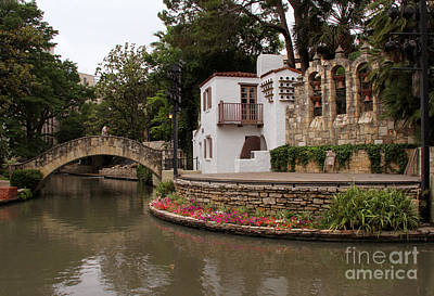 Arneson River Theatre Print by Paul Anderson