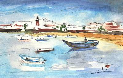 Arrecife In Lanzarote 04 Print by Miki De Goodaboom