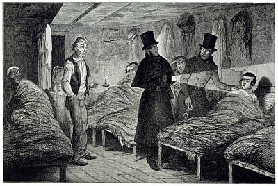 Arrested Print by British Library