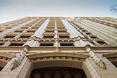 Tulsa Photograph - Art Deco Tulsa by Lauri Novak