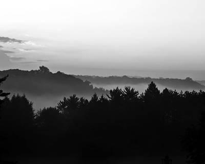 Tim Buisman Photograph -  Foggy Day by Tim Buisman