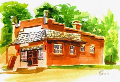 Art Studio Original by Kip DeVore