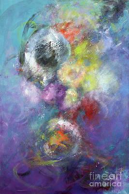 Unity Painting - Arta Nebula by Jason Stephen