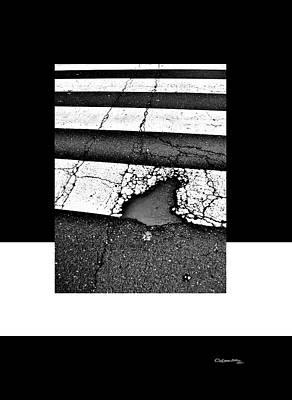 Arte Urban 7 Print by Xoanxo Cespon