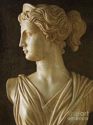Ancient Greece Photograph - Artemis by Diane Diederich