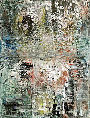 Artifact Painting - Artifact 29 by Charlie Spear