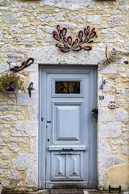 Artistic Door Print by Georgia Fowler