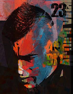 Arturo Vidal Original by Corporate Art Task Force