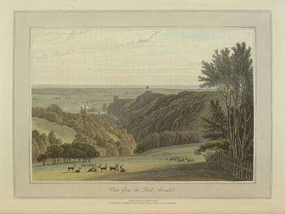 Arundel Print by British Library