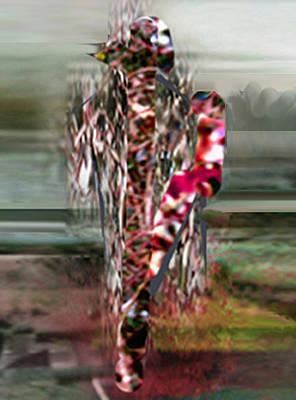 Digital Art - Asappeared by Immo Jalass