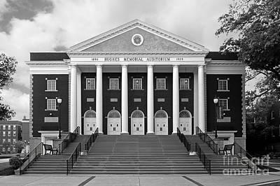 Asbury Photograph - Asbury University Hughes Memorial Auditorium by University Icons
