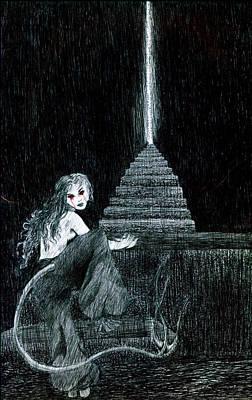 Ascendance Print by Kd Neeley