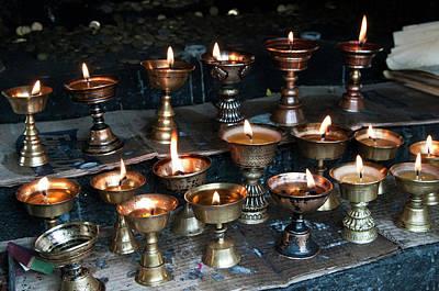 Yak Photograph - Asia, Bhutan, Dochu La by Jaynes Gallery