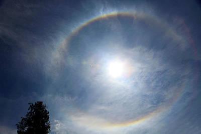 Incarnation Photograph - Asia, Bhutan When A Circle Appears by Kymri Wilt