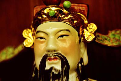 Asian Figurine Original by Toppart Sweden