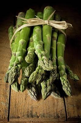 Asparagus Print by Aberration Films Ltd