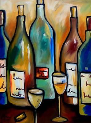 Assorted Spirits Original by Tom Fedro - Fidostudio