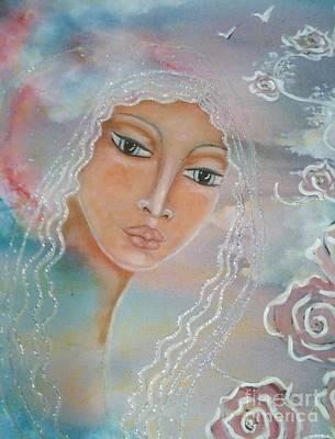 Painting - Astara by Maya Telford