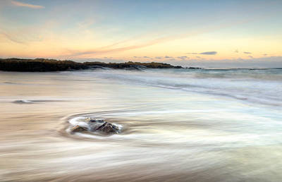 Dunstanburgh Photograph - At The Foot Of Bamburgh Castle  by Chris Frost