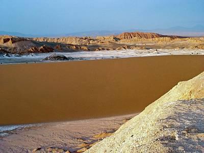 Atacama Desert Print by European Southern Observatory