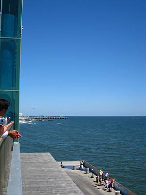 Tan Photograph - Atlantic City - 01138 by DC Photographer