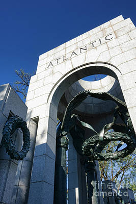 Arches Memorial Photograph - Atlantic by Olivier Le Queinec