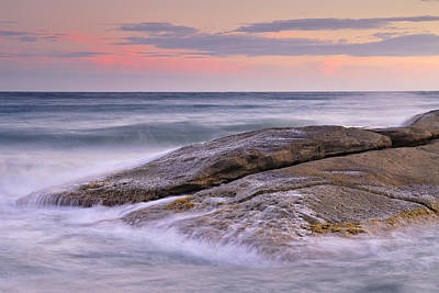 Attack The Waves Print by Guido Montanes Castillo