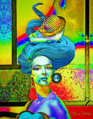 Aurora Print by Chuck Staley