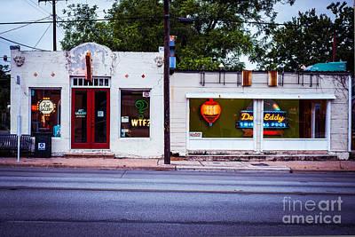 Squint Photograph - Austin Art Gallery by Sonja Quintero