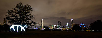 Austin City Limits Original by Eric Psihoules
