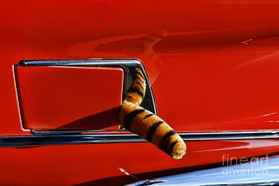 Esso Photograph - Automotive - Put A Tiger In Your Tank by Paul Ward