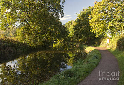 Manley Photograph - Autumn At Manley  by Rob Hawkins