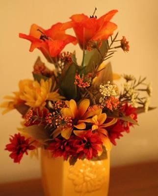 Autumn Bouquet Print by Dan Sproul