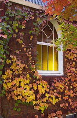 Placerville Photograph - Autumn Church by Wes Jimerson