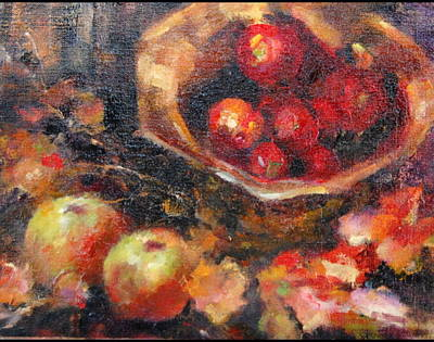 Autumn Harvest Original by Ann Powers