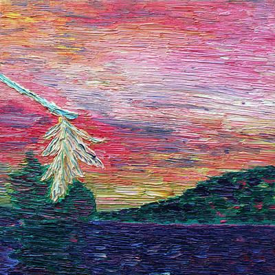 Autumn In The Air Original by Vadim Levin