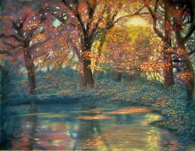 Autumn Light Original by Wade Starr