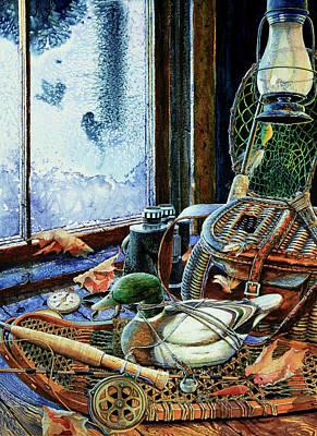 Autumn Memories Original by Hanne Lore Koehler