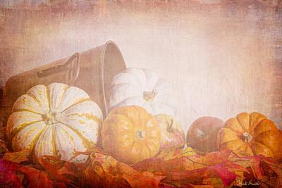 Autumn's Pick Print by Heidi Smith