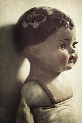 Doll Photograph - Ava by Amy Weiss