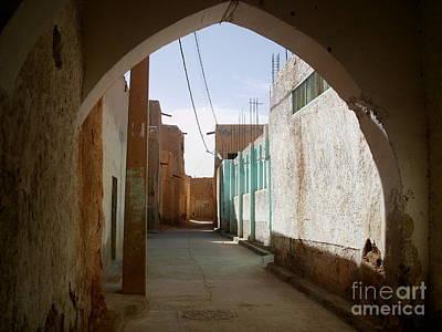Photograph - Avenue Ezzaouia El Kadiria by Mourad HARKAT