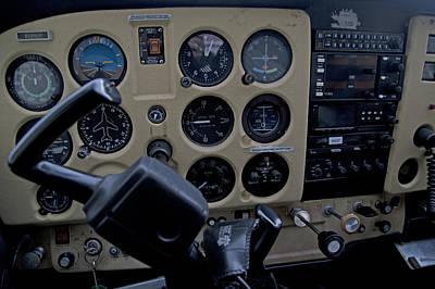 Aviation Near Jekyll Island Print by Betsy C Knapp