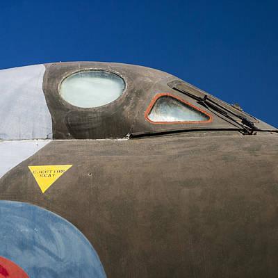 Old Aircraft Photograph - Avro Vulcan B.mk 2 Bomber by Carol Leigh